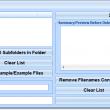 Randomly Delete Files From Folder Software 7.0 full screenshot