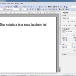 OpenOffice.org 4.1.7 full screenshot