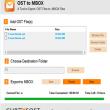 OST to MBOX 1.0 full screenshot