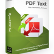 Mgosoft PDF Text Converter 7.0.3 full screenshot