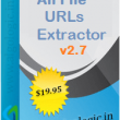All File URLs Extractor 2.7 full screenshot