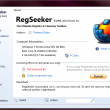 RegSeeker 4.7 full screenshot
