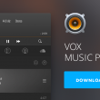 Vox for Mac OS X 3.3.17 full screenshot