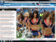 NFL Buffalo Bills IE Browser Theme 0.9.0.1 full screenshot