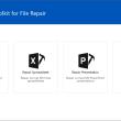 Stellar Toolkit for File Repair 2.0 full screenshot
