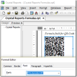 QR Code Font and Encoder Suite 20.02 full screenshot