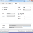 DBF to CSV Converter 3.45 full screenshot
