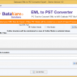 EML to PST Converter Download 1.0 full screenshot