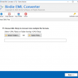 Import EML to Microsoft Outlook 7.4.1 full screenshot