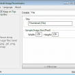 Moo0 ImageThumbnailer 1.23 full screenshot