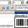 Linear Barcode Generator for OpenOffice 15.06 full screenshot