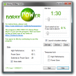 Boray POWer 1.6.1 full screenshot