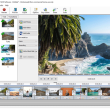 PhotoStage Photo Slideshow Software Free 8.23 full screenshot