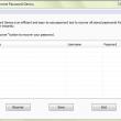 iSunshare Chrome Password Genius 2.1.20 full screenshot