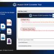 Mac OLM Converter 21.1 full screenshot