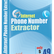 Internet Phone Number Extractor 6.8.5.28 full screenshot