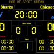 Eguasoft Hockey Scoreboard 4.6.0.0 full screenshot