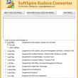 SoftSpire Eudora Converter 6.0 full screenshot