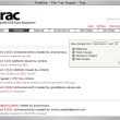 BitNami Trac Stack for Mac OS X 1.4-0 full screenshot