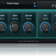 Blue Cat's Flanger for Mac OS X 3.3 full screenshot