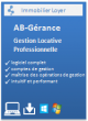 Logiciel AB-Gerance Gestion Locative Professionnelle 3.0 full screenshot