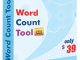 Word Count Tool 3.6.3.22 full screenshot