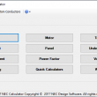 Electrc 2014 NEC Calculator 1.4 full screenshot