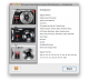 BYclouder Rollei Digital Camera Photo Recovery for MAC 6.8.1.0 full screenshot