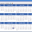 AMP Calendar 2.42 full screenshot