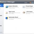 Windows 8 Manager 2.2.8 full screenshot