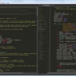 Sublime Text 2.0.2 full screenshot
