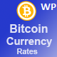 Easy Bitcoin Realtime Currencies Rates - WordPress Plugin 18574 1 full screenshot