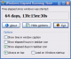 Portable Windows Elapsed Running Time 1.6.0 full screenshot