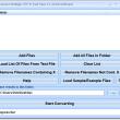 Convert Multiple UTF-8 Text Files To ASCII Software 7.0 full screenshot