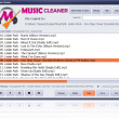 Music Cleaner 1.3 full screenshot