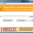 NSF Local Security Removal 17.10 full screenshot