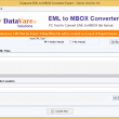 DataVare EML to MBOX Converter Expert 1.0 full screenshot