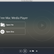 Free Mac Media Player 6.3.12 full screenshot