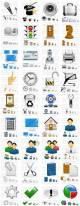 Iconshock Impressions - Professional icons for your software and web 1.0 full screenshot