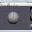 MeshMagic 3D Modeling Software Free 1.10 full screenshot