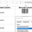 Interleaved 2 of 5 Barcode Fonts Package 16.01 full screenshot