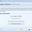 Mz Registry Optimizer 3.1.0 full screenshot