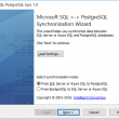 MSSQL-PostgreSQL Sync 1.0 full screenshot