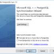 MSSQL-PostgreSQL Sync 1.3 full screenshot