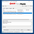 QuickTextPaste 4.55 full screenshot