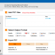 Save Outlook 2010 Contacts as vCard 1.0 full screenshot
