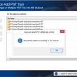 Add PST Tool 19.0 full screenshot