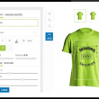 T-shirt Designer Extension for Magento 2 1.0.1 full screenshot