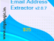 Thunderbird Email Address Extractor 2.0.7 full screenshot