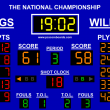 Basketball Scoreboard Premier v3 3.0.7 full screenshot